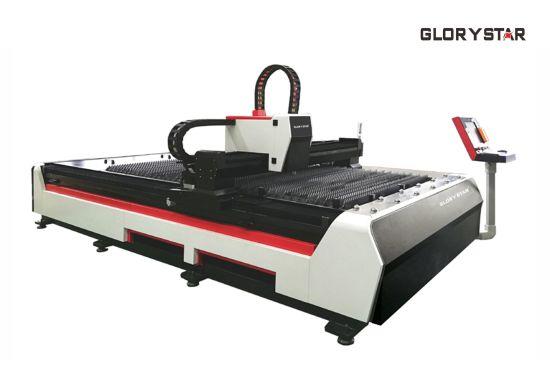 Carbon Steel Ss Metal Fiber Laser Cutting Machine 3000*1500mm