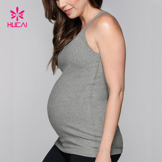 Wholesale Pregnant Clothing Bamboo Cotton Maternity Apparel