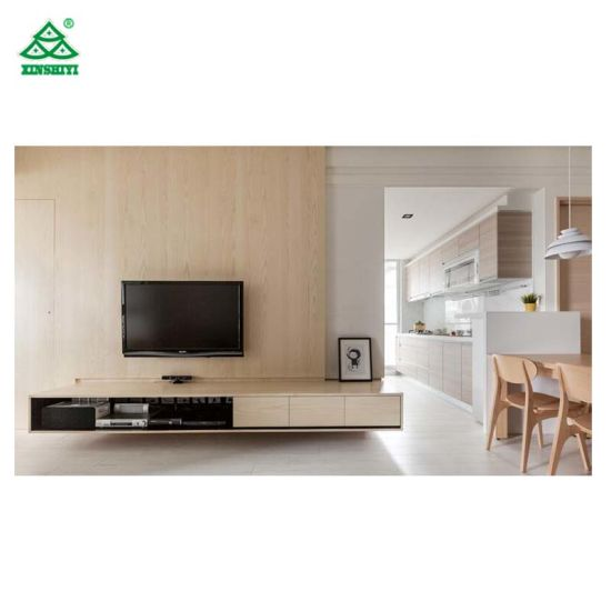 China Furniture Manufacturers Living Room Furniture Wooden Tv