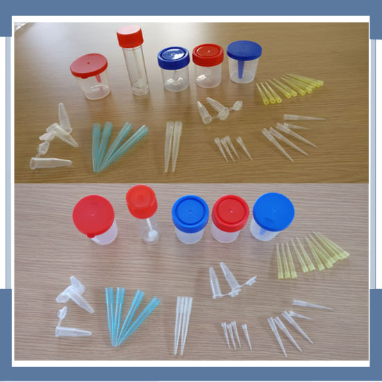 Plastic Medical Syringe Produts Injection Molding Machine pictures & photos
