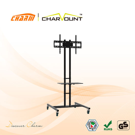 Heavy Duty Mobile TV Stand (CT-FTVS-T131)