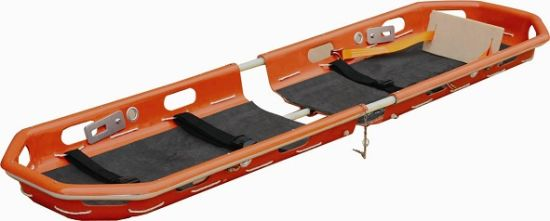 Special Stainless Basket Stretcher for Emergency (SLV-6B)