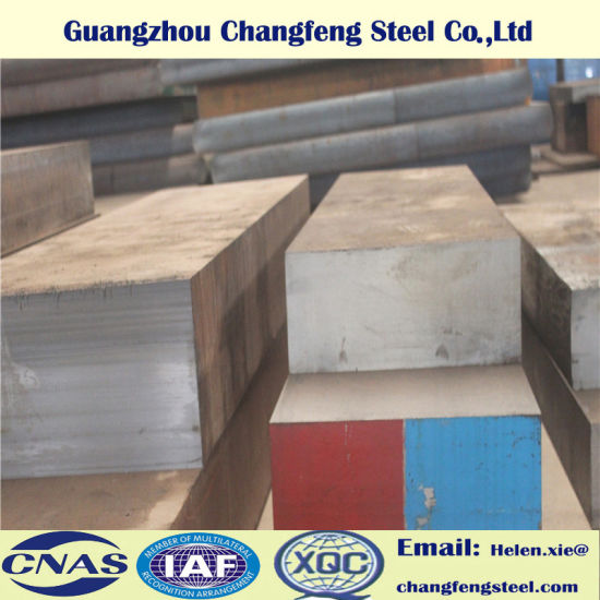 Cold Work Mould Steel Plate and round bar (O1/1.2510/SKS3)