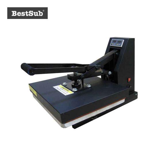 Bestsub Sublimation Flat Clamshell Heat Press Machine (SB3D)