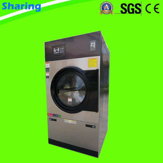15kg 25kg Coin Operated Tumble Dryer Self-Serives Laundry Equipment