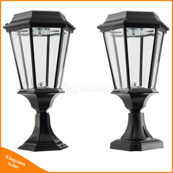 Solar Garden Light Solar Pillar Light Solar Bollard Light