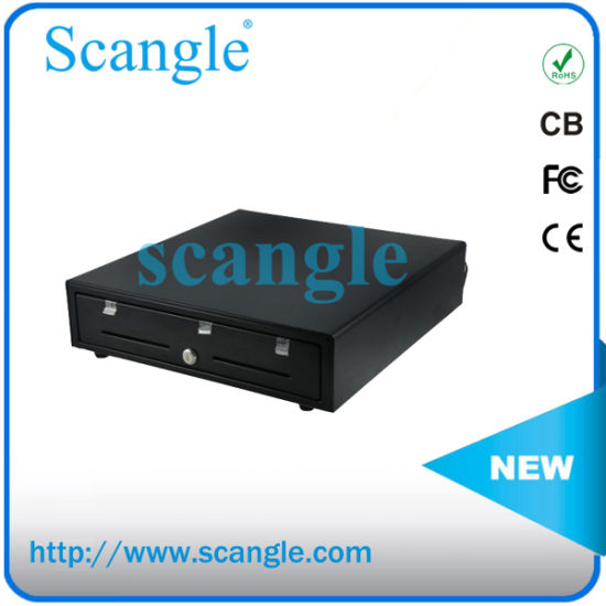 Scangle POS Cash Drawer Sgt-410 pictures & photos