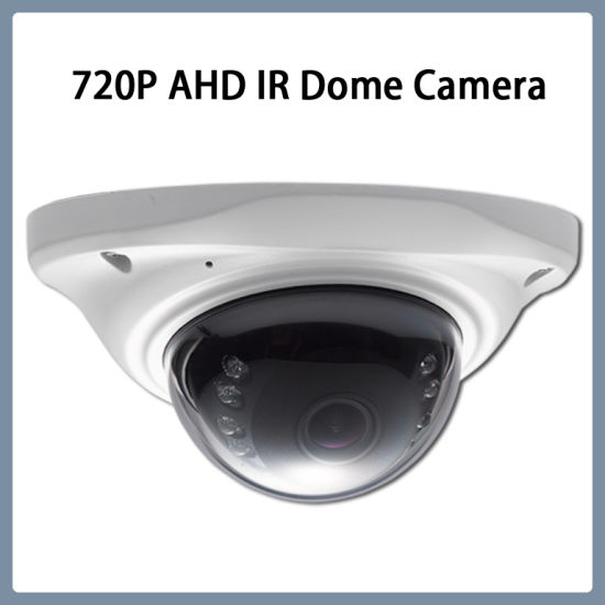 Security 720p Ahd Video IR Mini Dome waterproof CCTV Camera (SV-D6S10AHD) pictures & photos