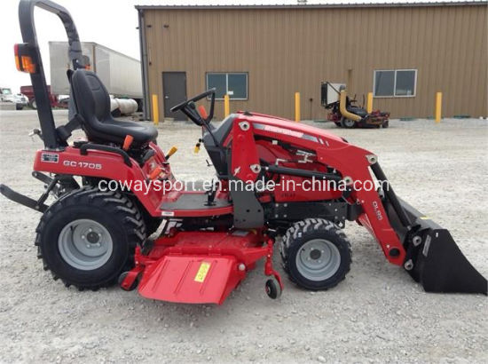 New Original Quality Assured Massey-Fergusons Gc1705 Compact Tractor