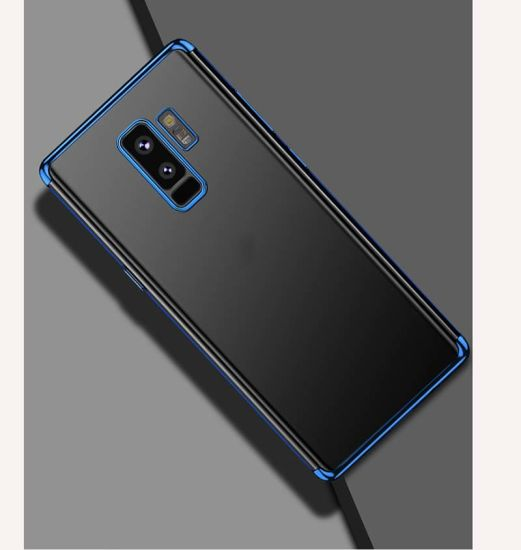 2018! Fashion Electroplating Soft TPU Phone Case for Samsung Galaxy S9 pictures & photos