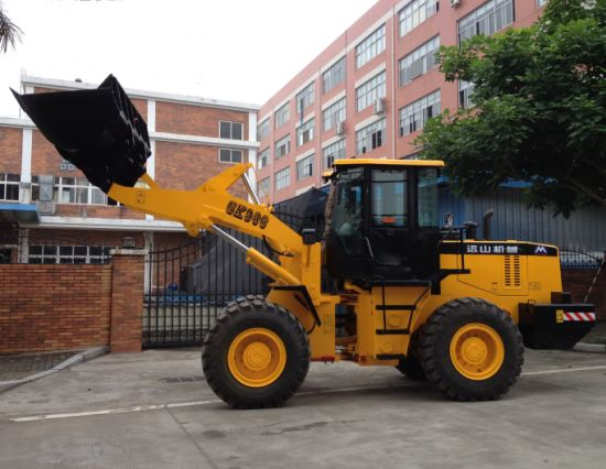3.0 Ton, 1.7cbm Capacity Brand New Wheel Loaders for Sale pictures & photos