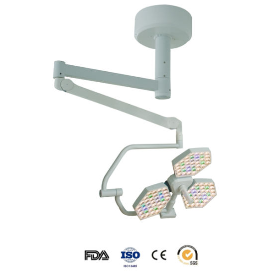 Medical Shadowless Operating Lamp with TV Camera pictures & photos