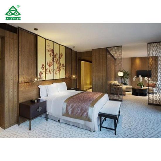 Luxury Hotel Bedroom Interior Design: Luxury Chinese Style Hotel Bedroom Furniture Classic