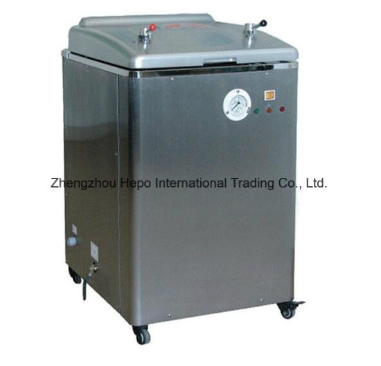 Full Stainless Steel Steam Autoclave of Medical Instruments pictures & photos