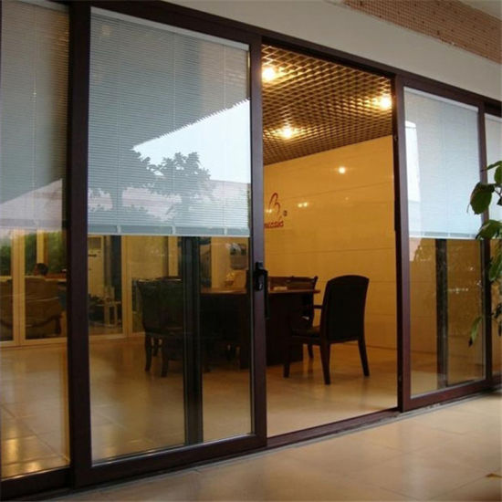 Amazing Price Used French Aluminium Glass Sliding Doors