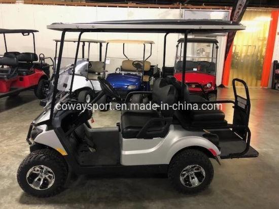 Hot Selling Most Popular Adventurer Sport 2+2 Efi Golf Cart