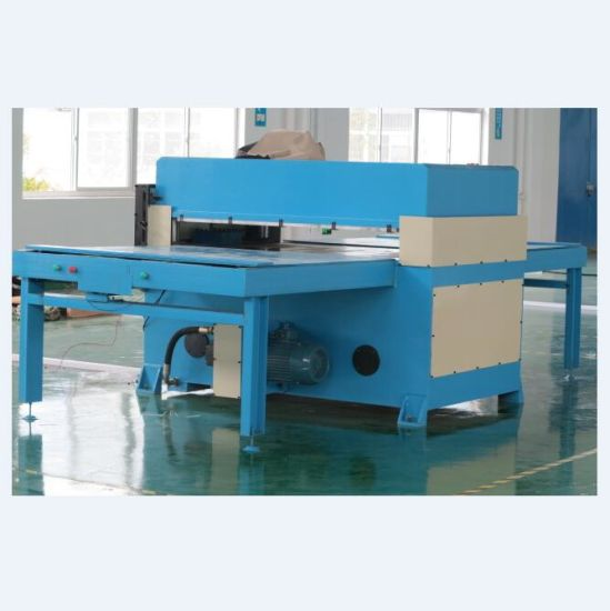 Auto-Feeding Hydraulic EVA Slipper Cutting Machine