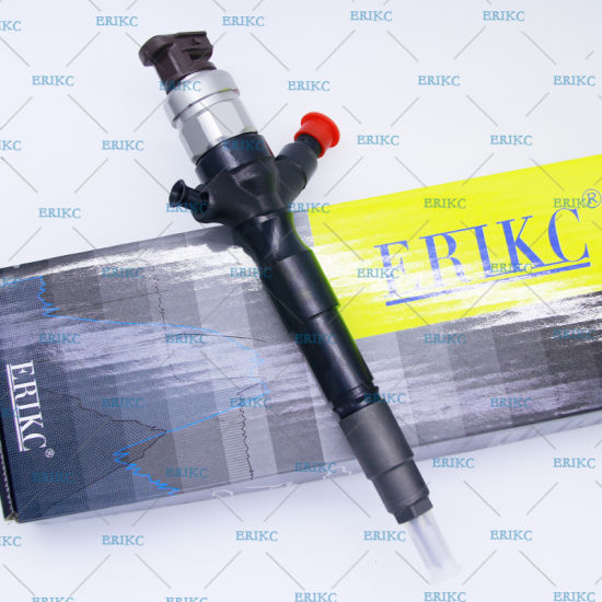 Erikc Original 095000-59219X (23670-09070) Common Rail Oil Fuel Injector  and 09500059219X Diesel Pump Injection Assembly for Toyota Hiace Hilux