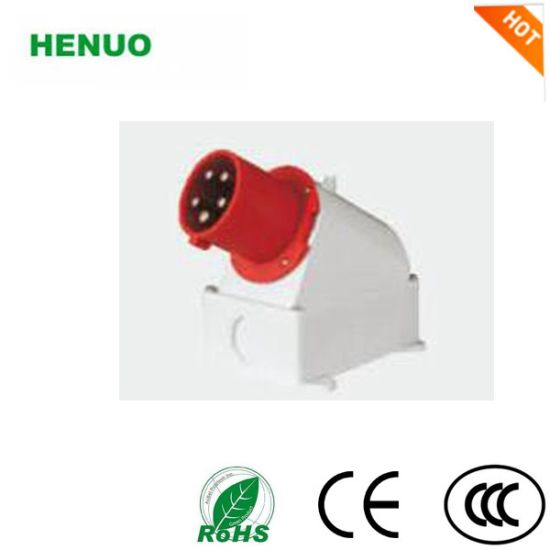 IP67 Male and Female Electrical Industrial Plug and Socket Water-Proof pictures & photos