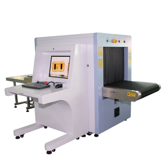 china conveyor belt airport x ray parcel inspection machines china