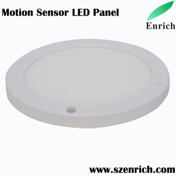 IP44 LED PIR Sensor Panel Lamp with Buit in Driver pictures & photos