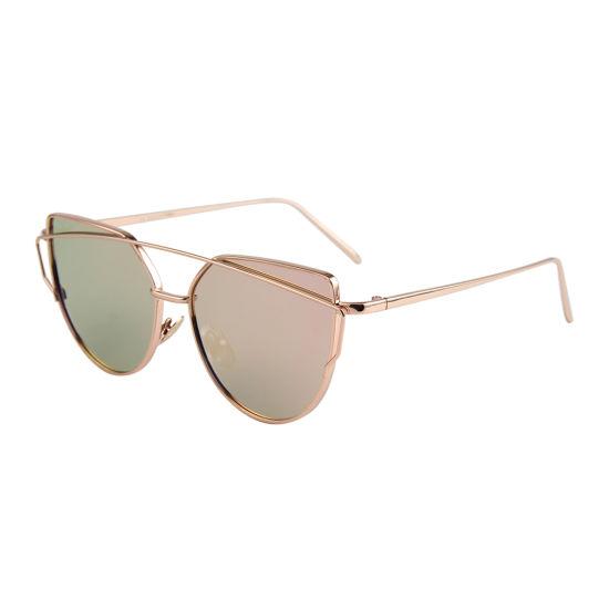China Yiwu Metal Frame Sun Glasses for Women