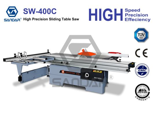 Woodworking Panel Sliding Table Sawing Machine for Board Cutting