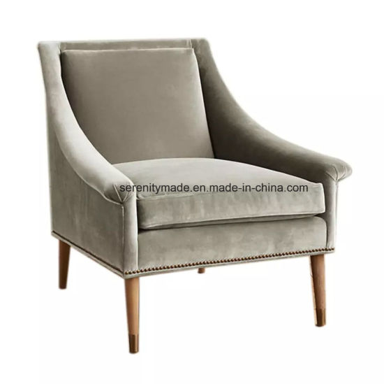 China Modern Design Soft Chaise Lounge Chair for Living Room - China ...
