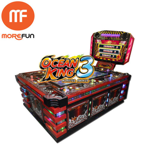 New Games Jackpot Party Casino Ocean King Fish Hunting Game Table