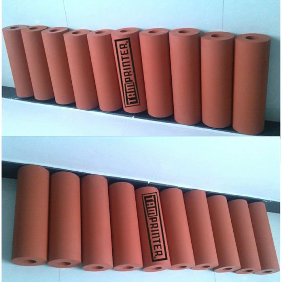 Heat Transfer Silicone Rollers for Hot Stamping pictures & photos