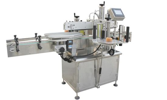 Automatic Adhesive Label Pasting Machine pictures & photos