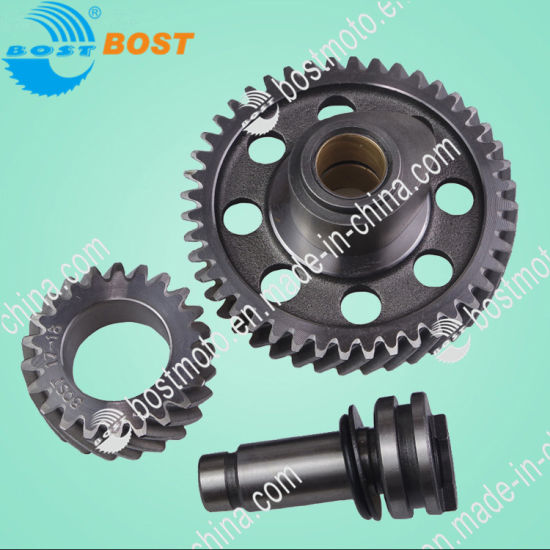 Bost Motorcycle Spare Parts Engine Camshaft Accessories Cam Shaft Cg125 pictures & photos
