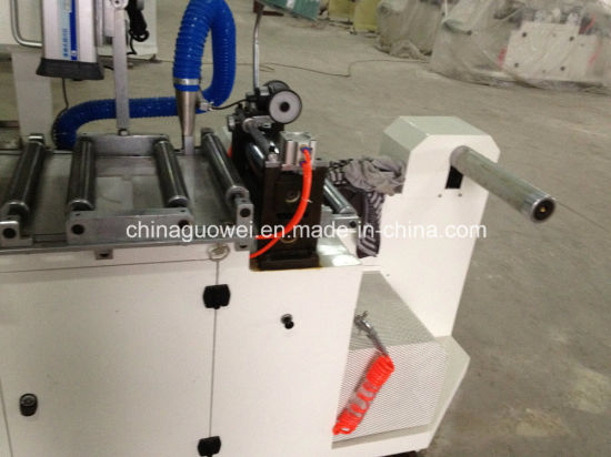 PVC High Speed Inspection and Rewinding Machine (GWP-300) pictures & photos