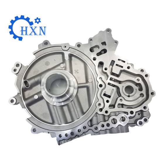 Precision Die Casting Parts/Machining Parts/Metal Parts Gearbox Housing pictures & photos