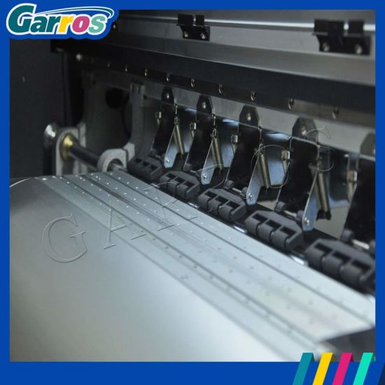 Garros Ajet 1601 Eco Solvent Printer Printing on Transfer Film pictures & photos