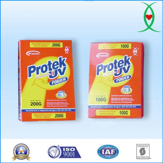 Professional Manufacturer Washing Laundry Detergent Powder
