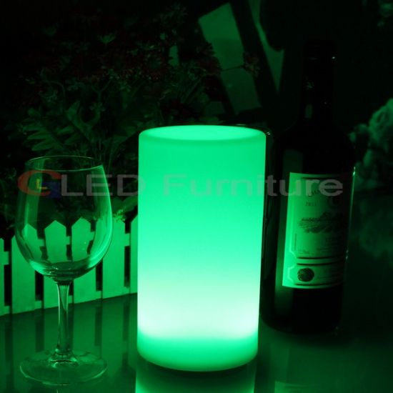 Red Green Wireless Night LED Light With Battery Inside For RC Models