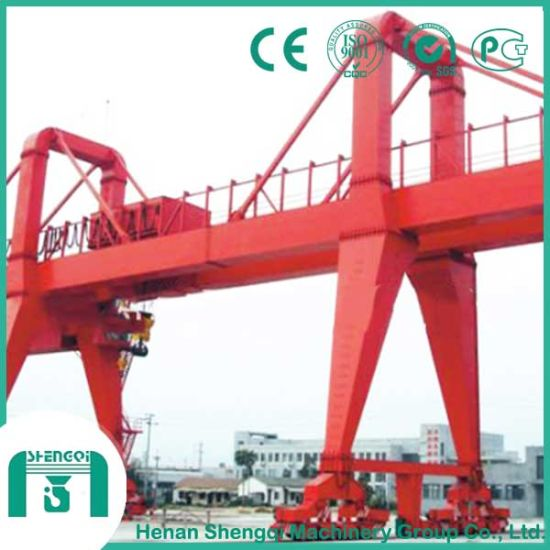 Double Girder 50 Ton Gantry Crane with Competitive Price pictures & photos
