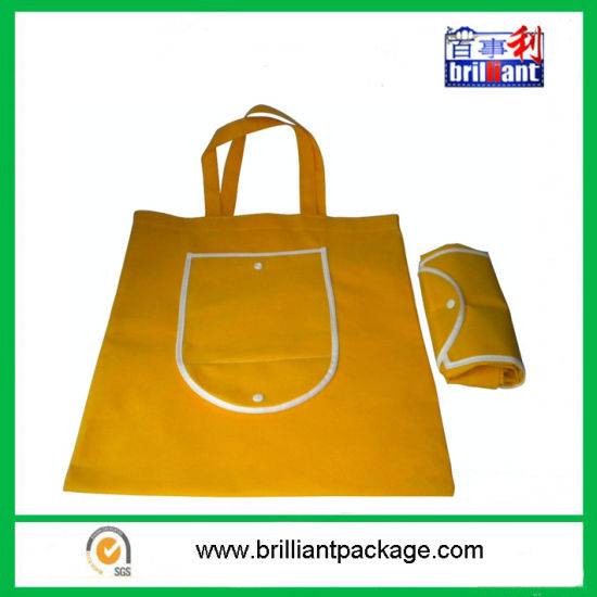 Factory Hot Sell Folding Shopping Bag pictures & photos
