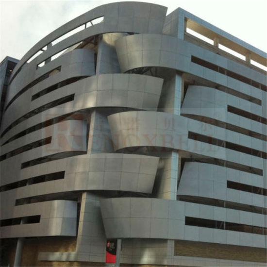 China PVDF Ral Colored Aluminum Sheet, Aluminum Curtain Wall - China ...
