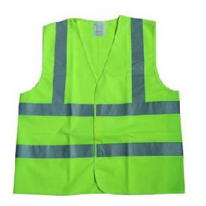 High Visibility Reflective Warning Vest with ISO20471