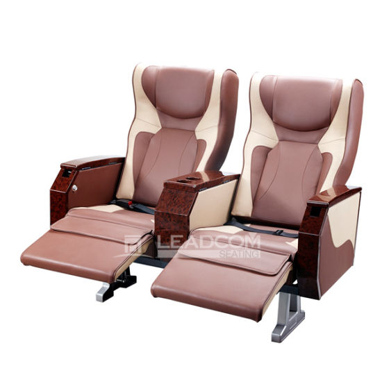 c653a1eca46 China Leadcom Luxury Leather VIP Coach Seats for Sale Ck31 - China ...