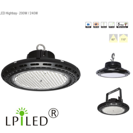 240W LED High Bay Light Illumination pictures & photos