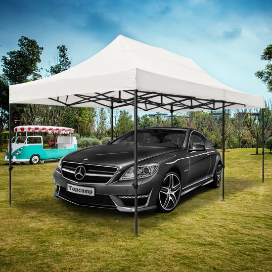 3mx6m Cheap Steel Outdoor Pop up Folding Gazebo Tent pictures & photos