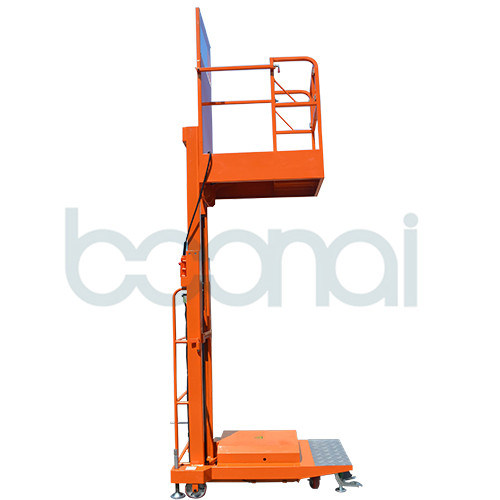 Warhouse Use Full Electric Aerial Electric Order Picker pictures & photos