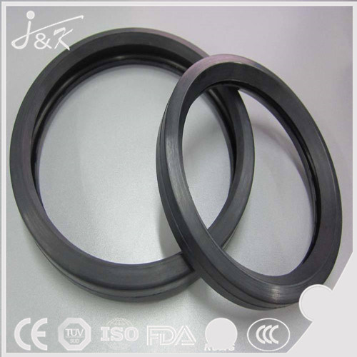 China Round Flat EPDM Viton FKM Silicone Rubber Washer/Rubber Gasket ...