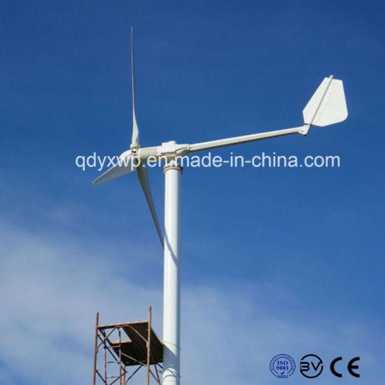 3kw 48V/96V/110V Wind Turbine Generator off Grid on Grid System