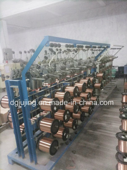 High Speed Wire Cabling Machine Dongguan Manufacturer pictures & photos