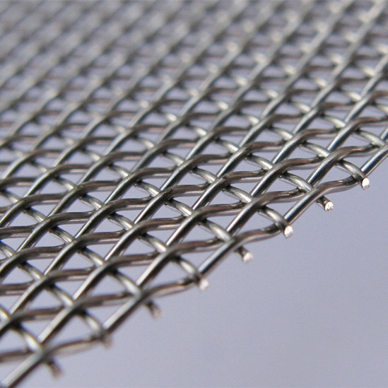 China Low Price Stainless Steel Wire Mesh Screen Plain Weave pictures & photos