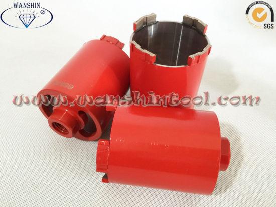 Concrete Dry Drill Bit Diamond Tool Diamond Core Drill Bit Green Concrete Core Drill Bit